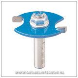Groeffrees 3mm t.b.v. greeplijsten
